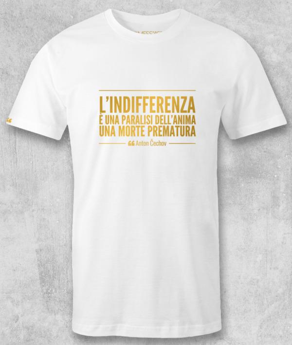 T-Shirt – Fare ciò che ami è libertà – Anonimo