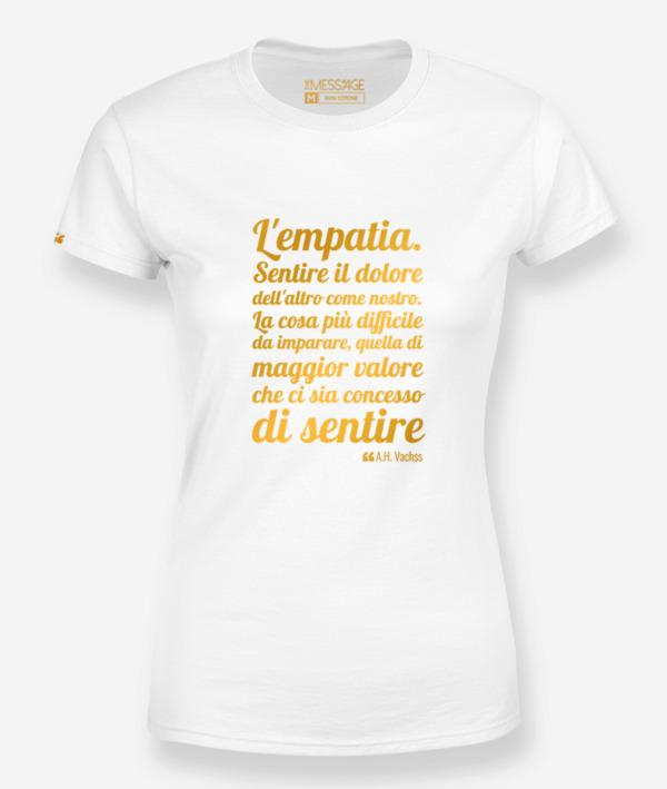 L'empatia. Sentire il dolore dell'altro – T-Shirt