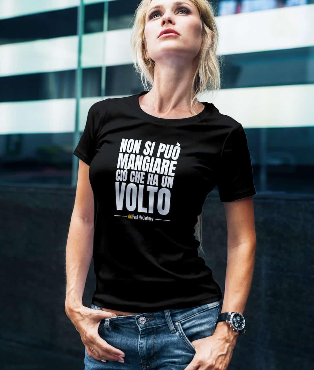 T-Shirt – Ciò che ha un volto – Paul McCartney