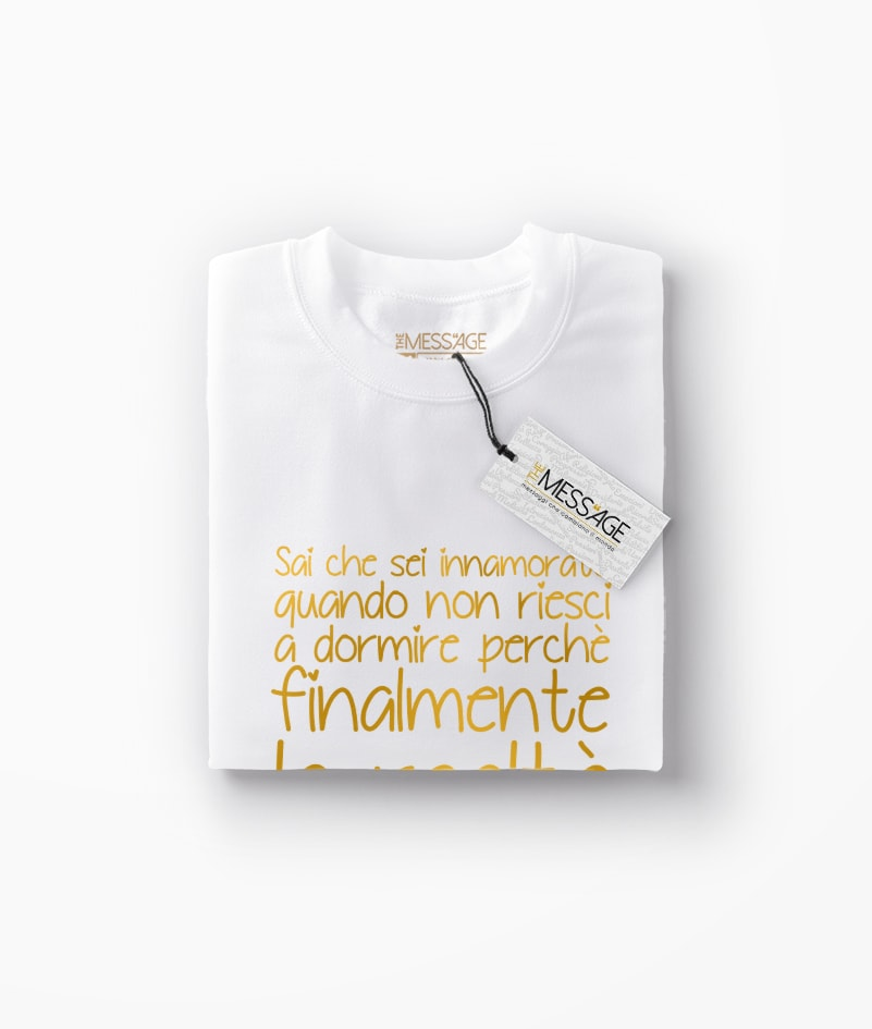 T-Shirt – Sei innamorato quando – Dr. Seuss
