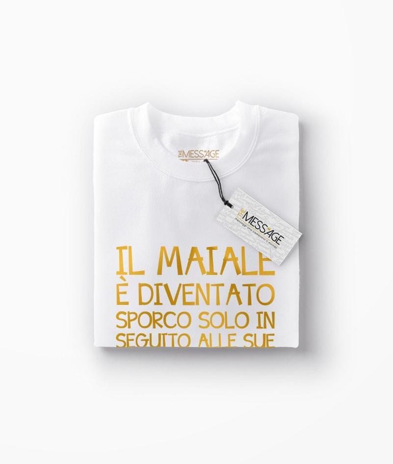 T-Shirt – Il maiale – Pierre Loti
