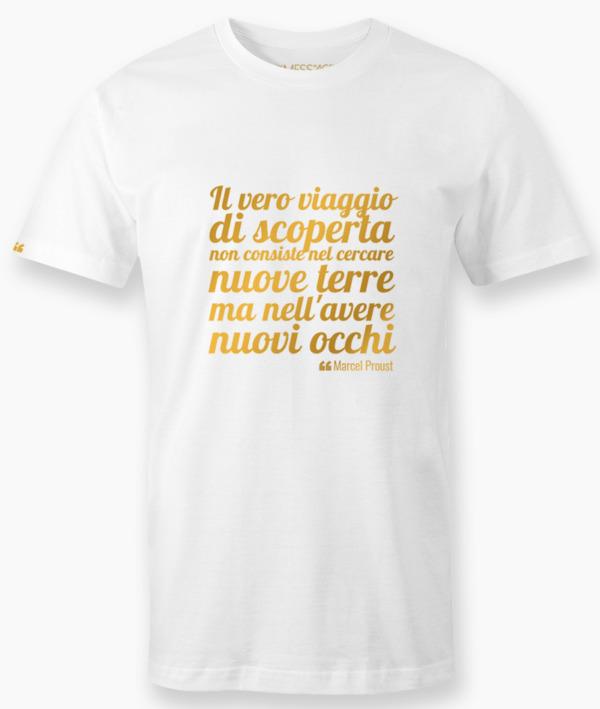 Se la libertà significa qualcosa – George Orwell T-Shirt