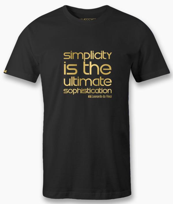 T-Shirt – Una piccola scintilla di follia – Robin Williams