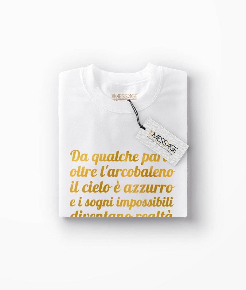 T-Shirt – Oltre l'arcobaleno – Judy Garland