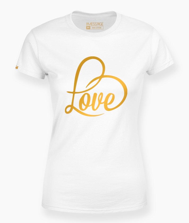 T-Shirt – Love Art