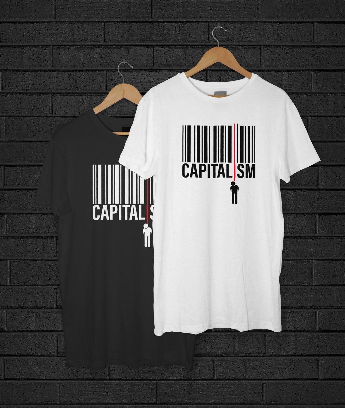 T-Shirt – Capitalism