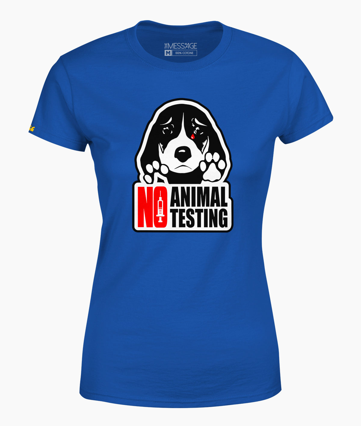 T-Shirt – No Animal Testing