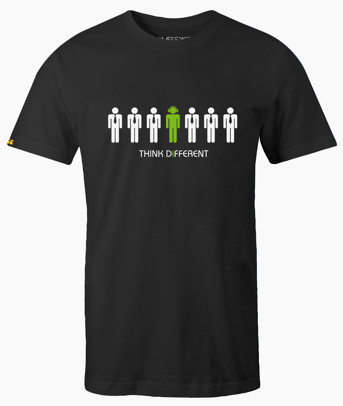 T-Shirt – Think different