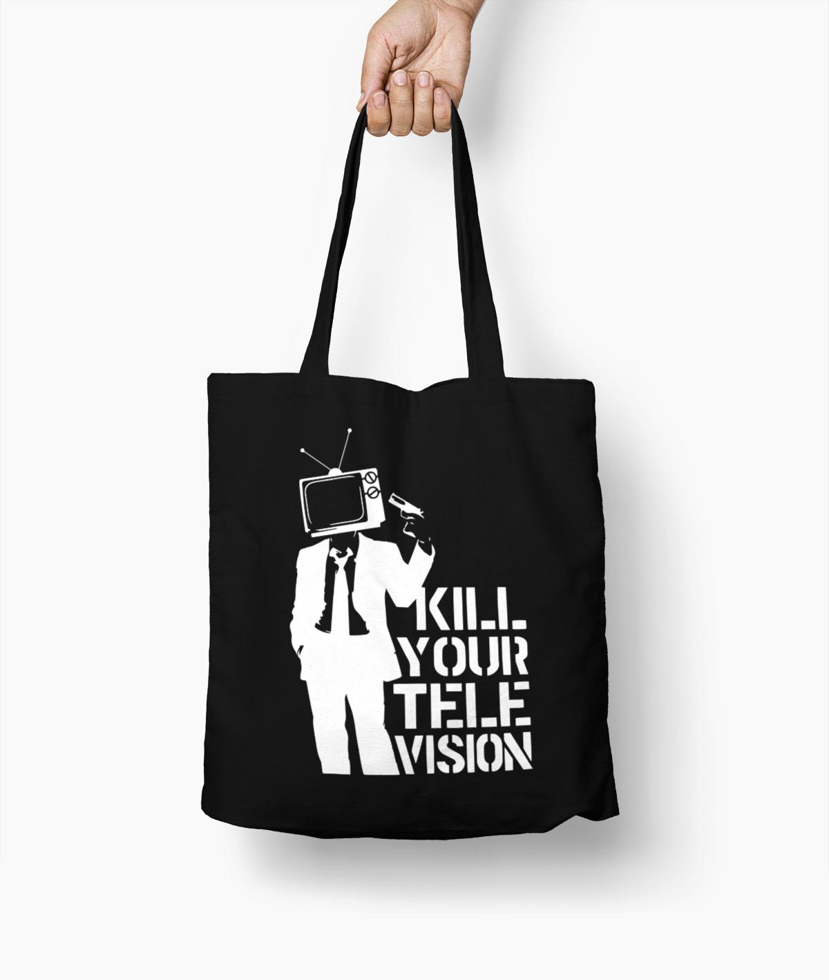 Kill your Television – Borsa
