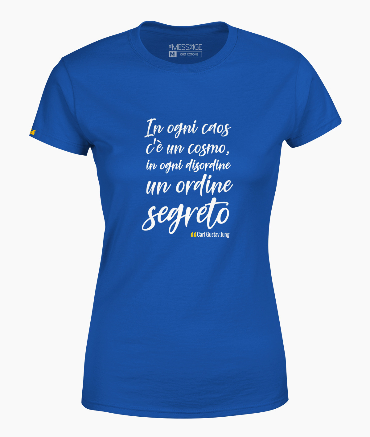 In ogni caos c'è un cosmo – Carl Gustav Jung T-Shirt