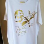 Ritratto stilizzato di Freddie Mercury T-Shirt