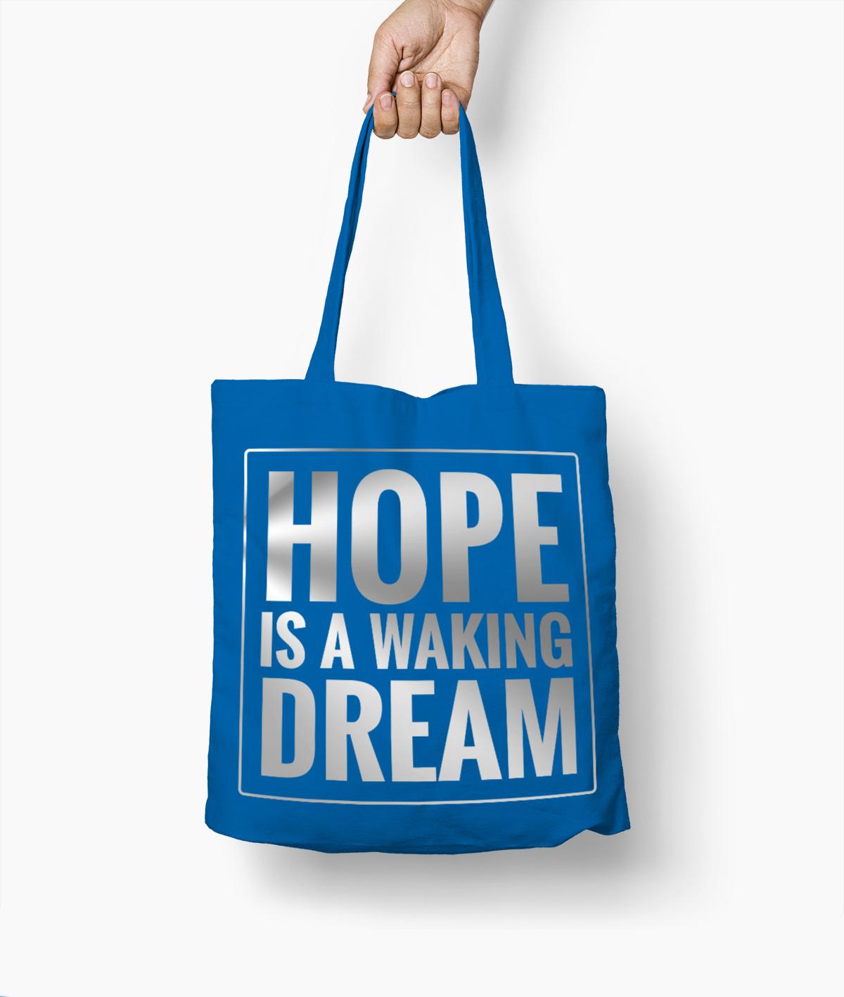 Hope is a waking dream – Aristotele Borsa