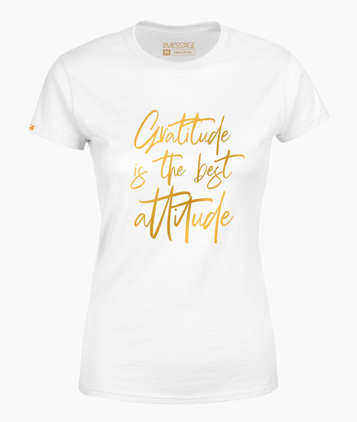 Gratitude is the best attitude T-Shirt