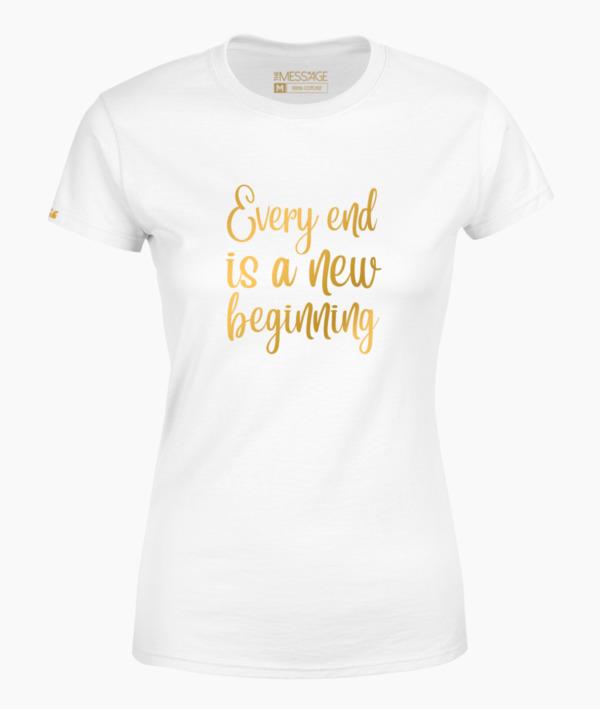 Le sensazioni sono già mezze verità – Audrey Hepburn T-Shirt