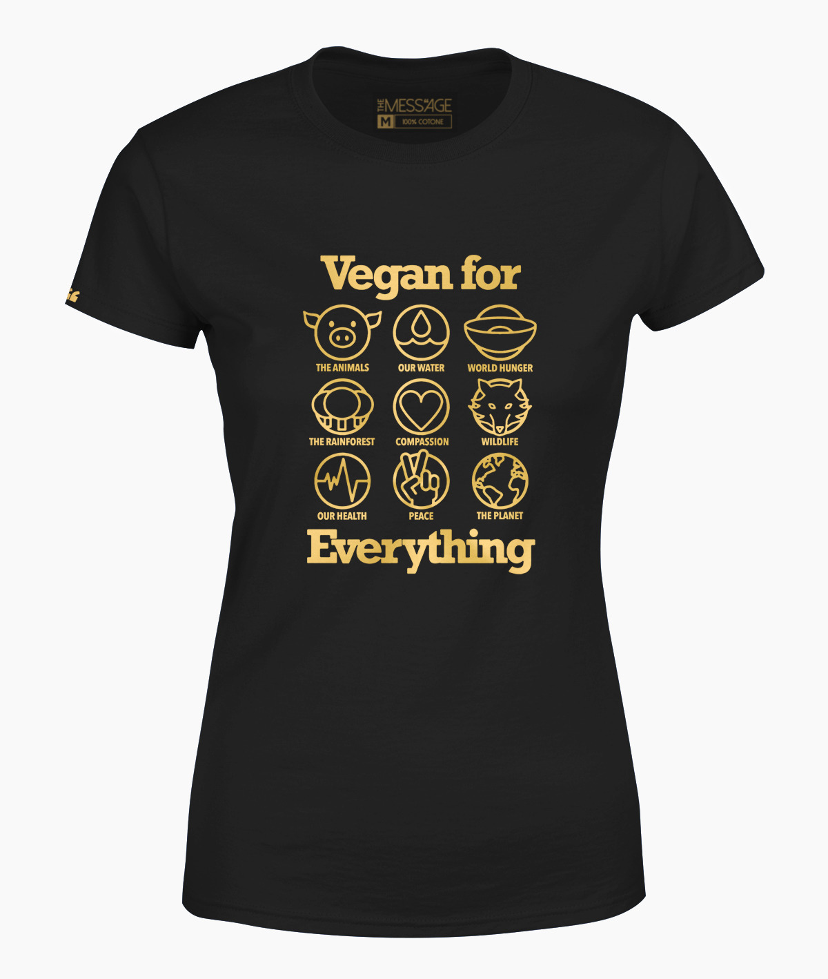 T-Shirt – Vegan for everything