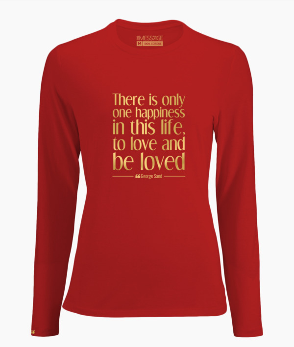 Se so cos'è l'amore – Herman Hesse T-Shirt