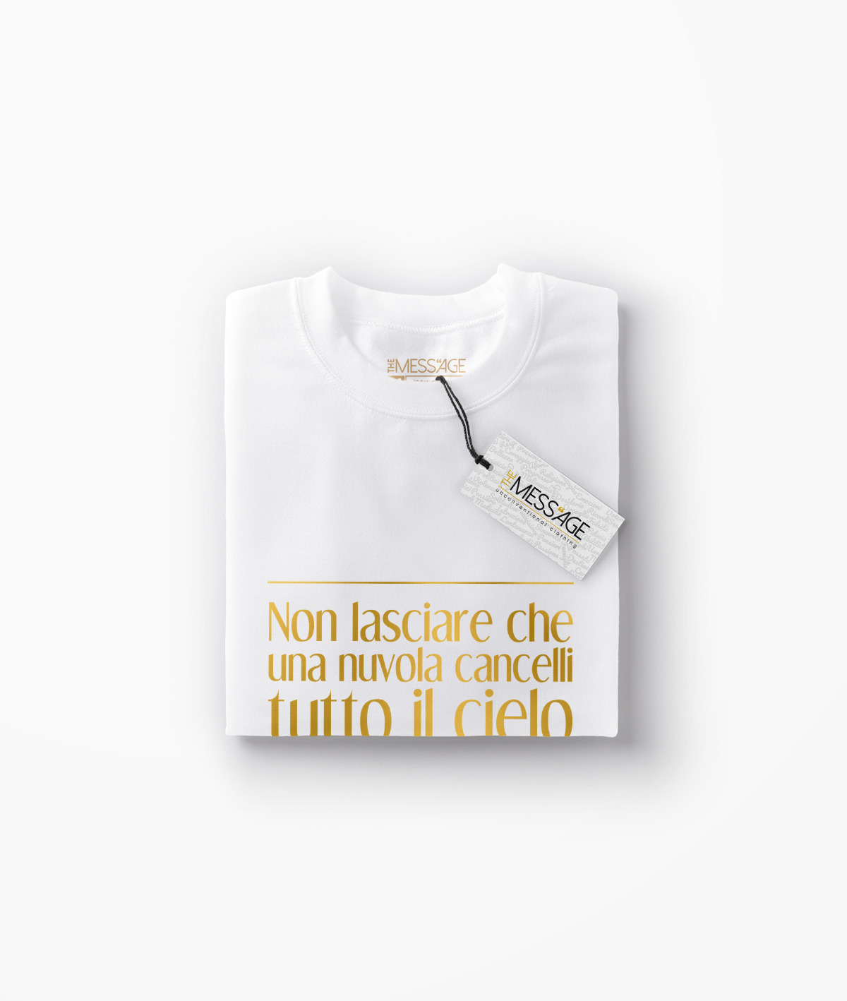 Non lasciare che una nuvola – Anaïs Nin T-Shirt
