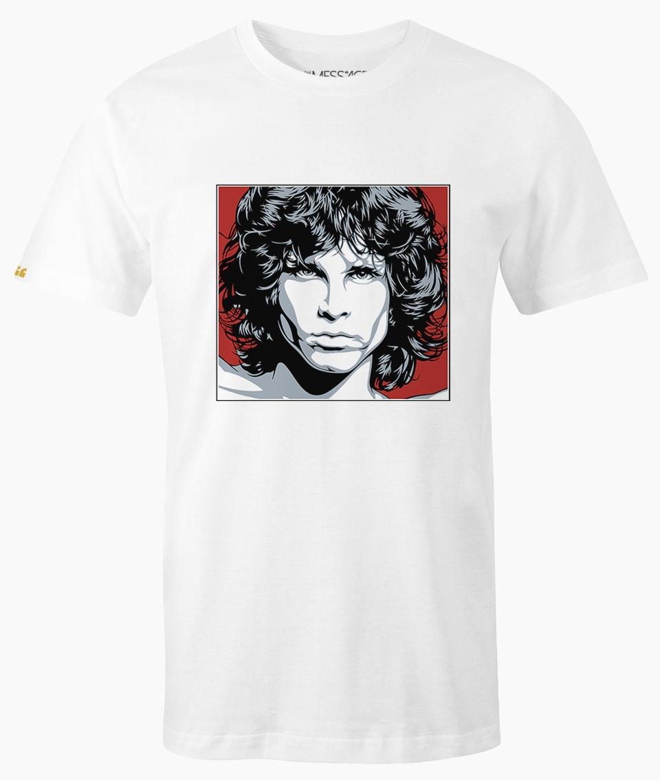Ritratto di Jim Morrison T-Shirt – The Doors