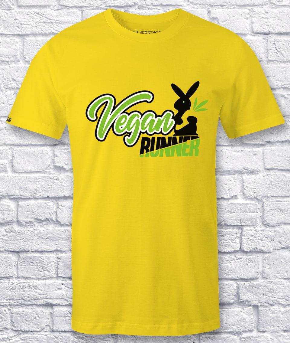 Vegan Runner T-Shirt
