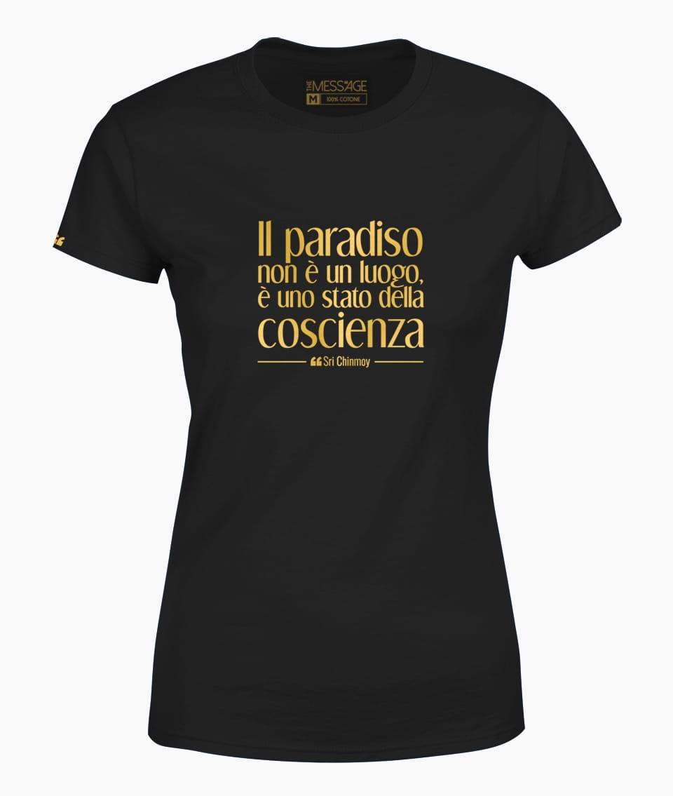 Il paradiso non è un luogo – T-Shirt