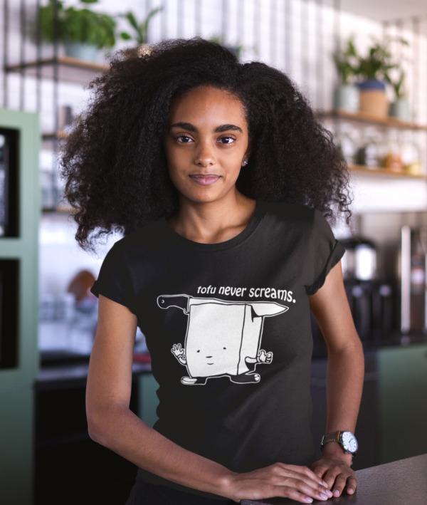 C'è un solo angolo dell'universo – Aldous Huxley T-shirt