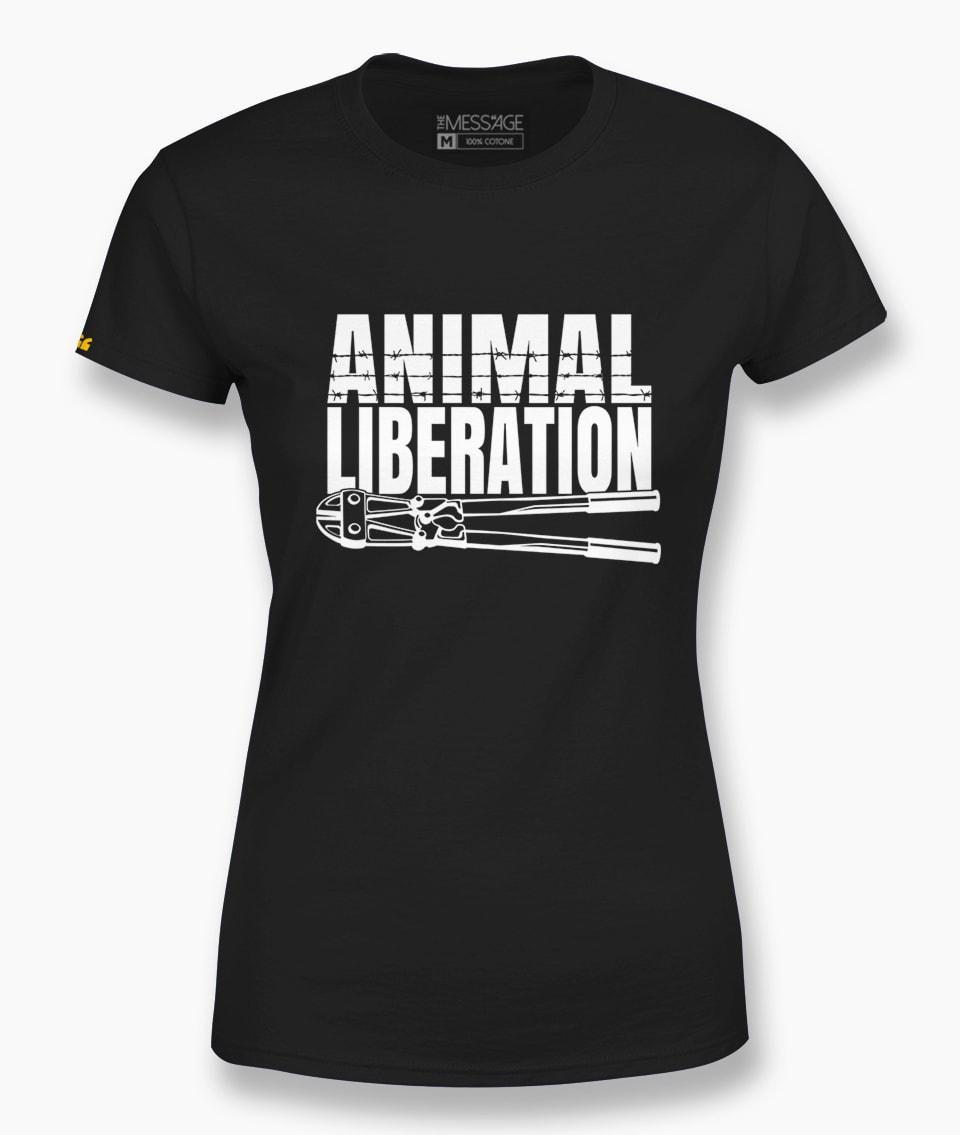 Animal Liberation – T-Shirt Attivismo