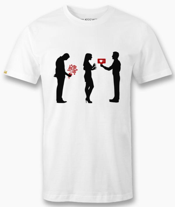 Non preoccuparti dell'amore – T-Shirt