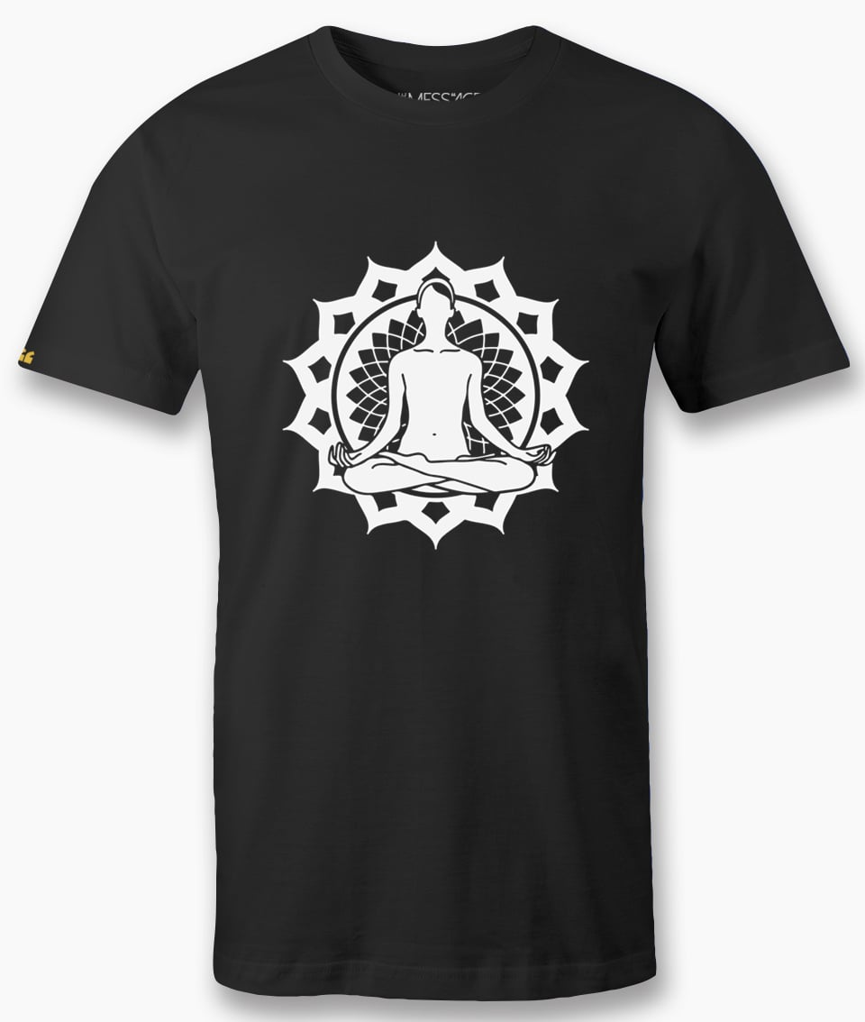 Meditazione Yoga T-Shirt