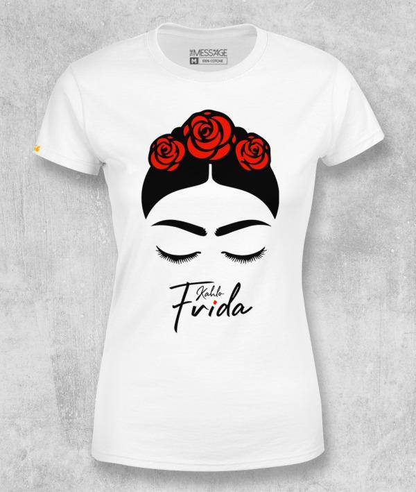 Ritratto Frida Kahlo T-Shirt