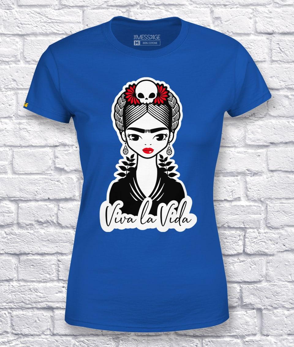 Viva la Vida – Frida Kahlo T-Shirt