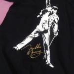 We Will Rock You - Freddie Mercury T-Shirt - Black Edition