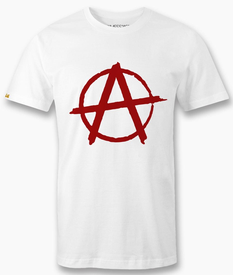 Simbolo Anarchia T-Shirt