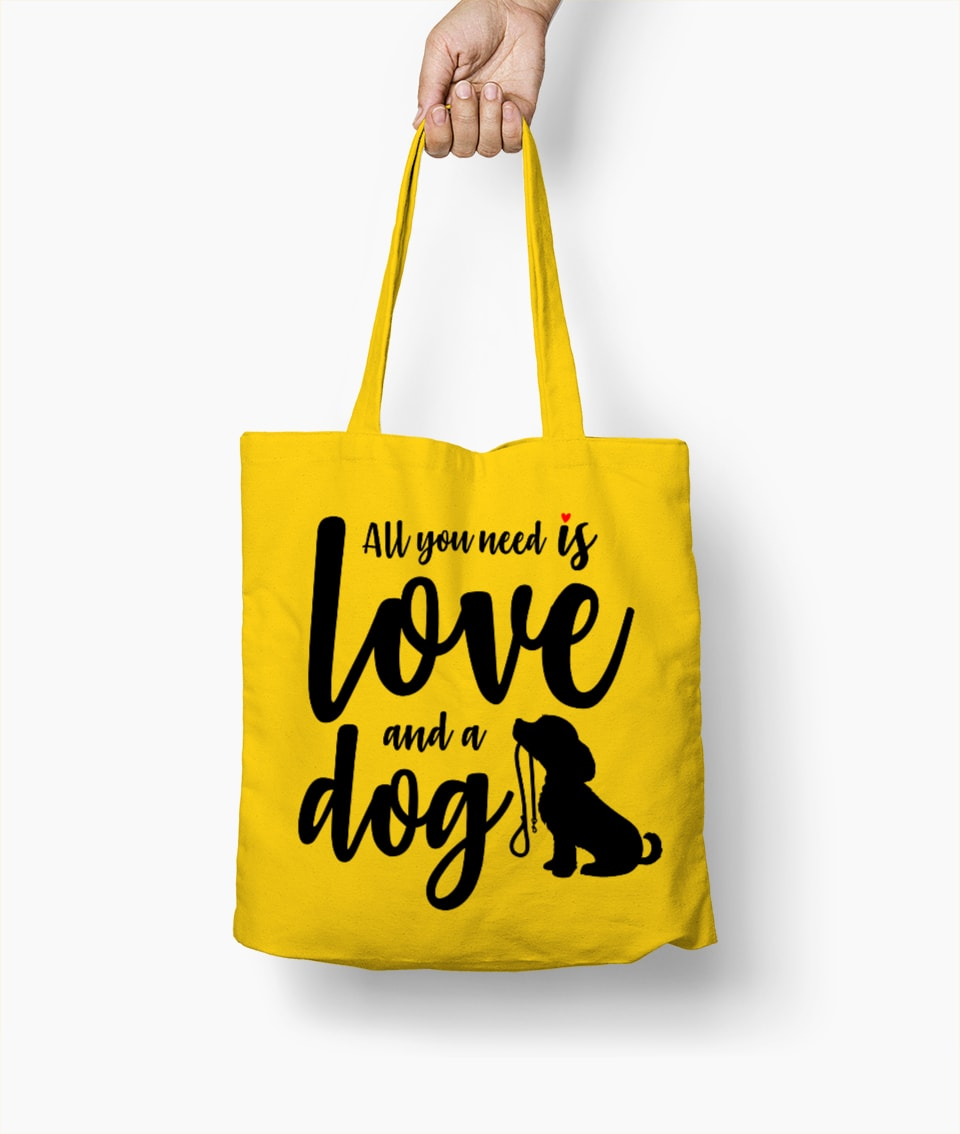 All you need is Love and a Dog – Borsa