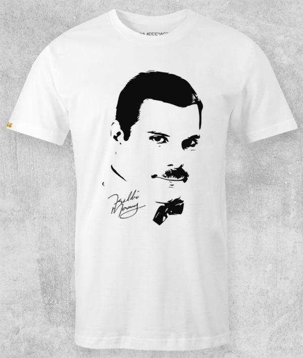 Ritratto Freddie Mercury T-Shirt – Special Edition