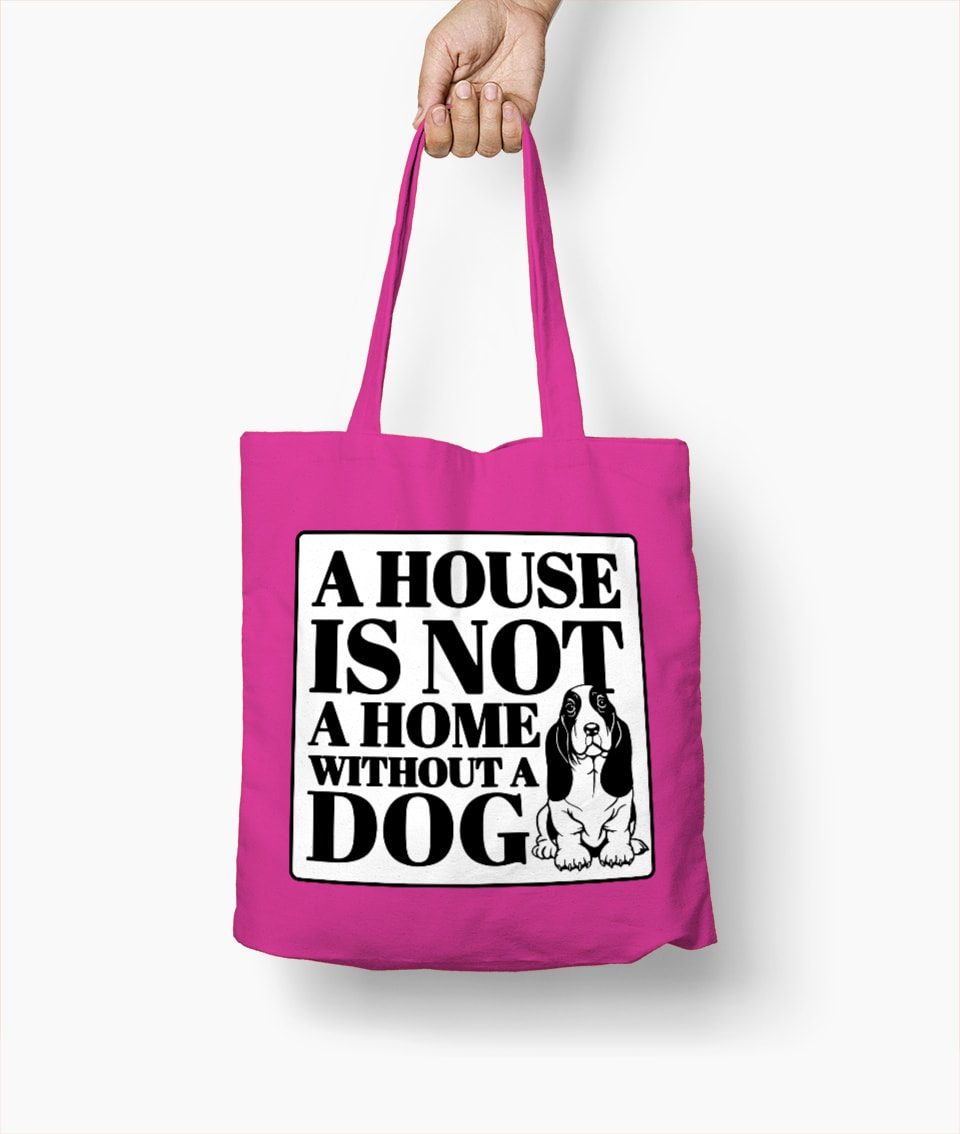 A house is not a home without a dog – Borsa