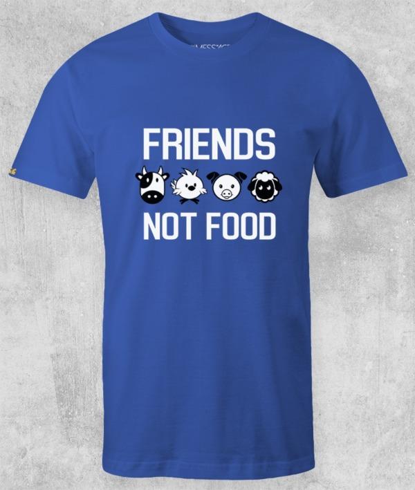 Friends Not Food – T-shirt