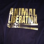 Animal Liberation - T-Shirt Attivismo