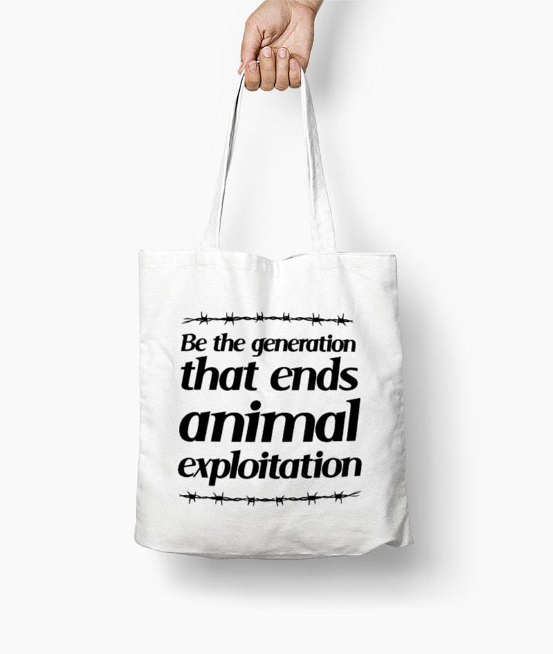Be the generation that ends animal exploitation – Borsa