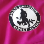 Animal Liberation Direct Action - Felpa