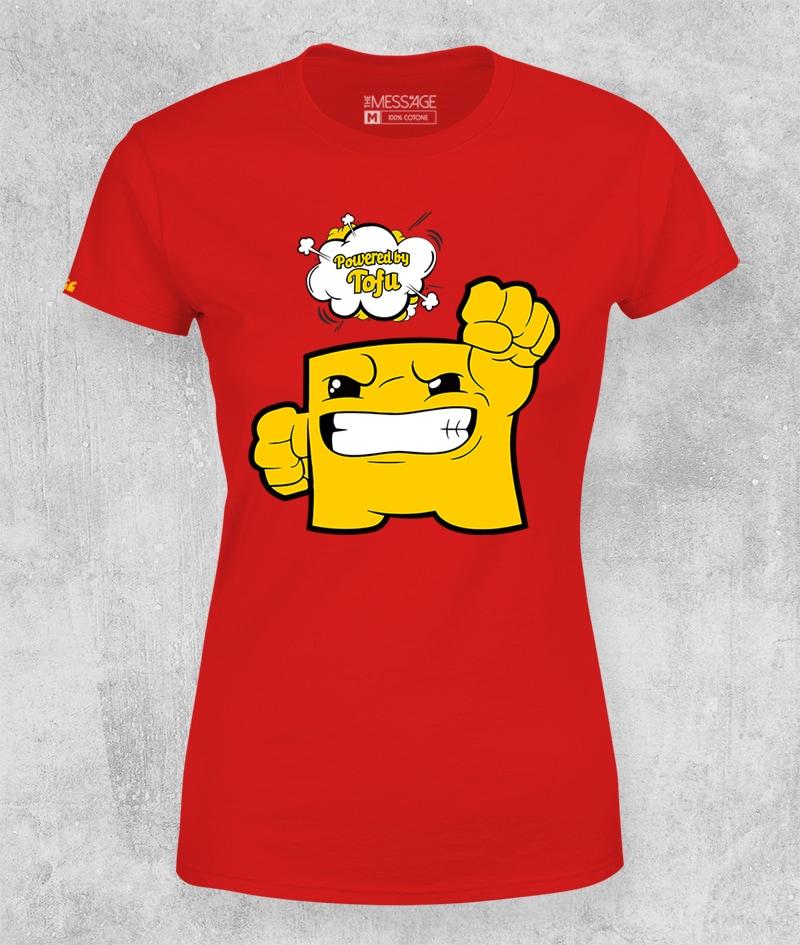 Powered by Tofu – T-Shirt