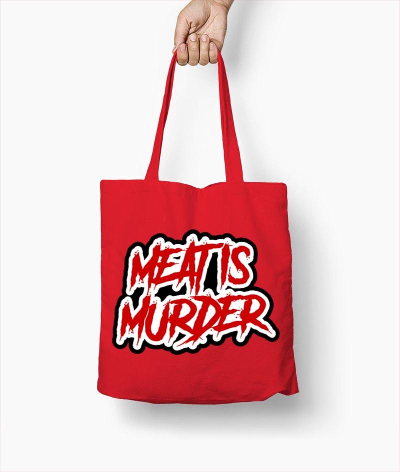 Meat is Murder – Borsa – Mod.2