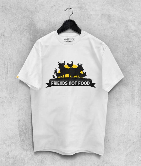 Friends Not Food T-Shirt – Mod.2