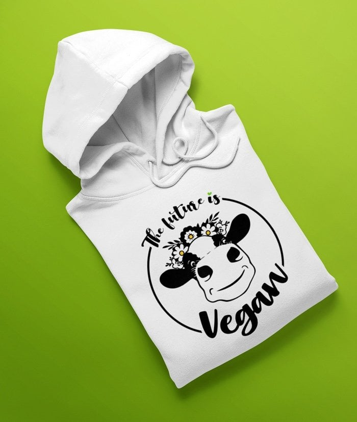 The Future is Vegan – Felpa
