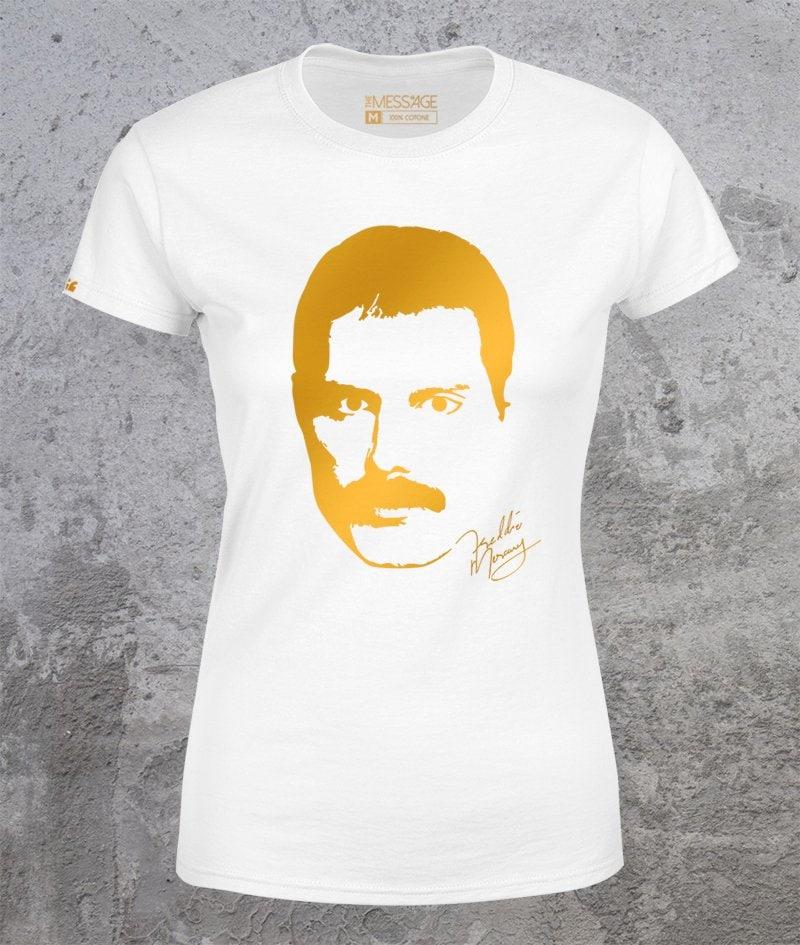 Ritratto Freddie Mercury T-Shirt – Mod.3