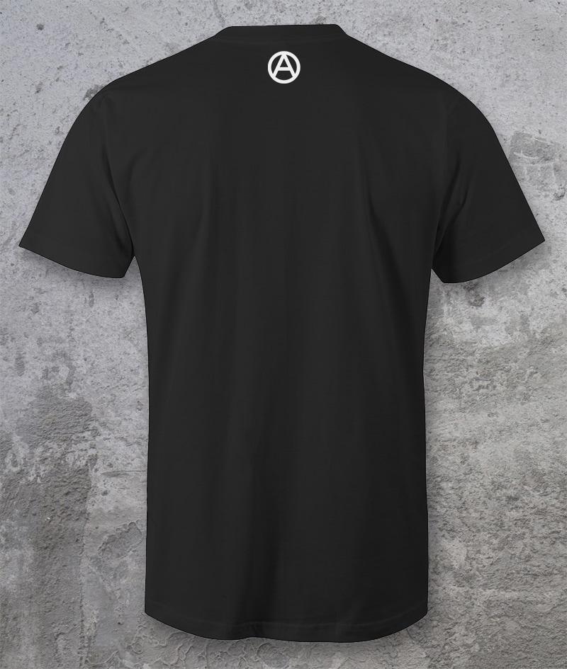 E' tutto loro quello che luccica – T-Shirt Anarchia