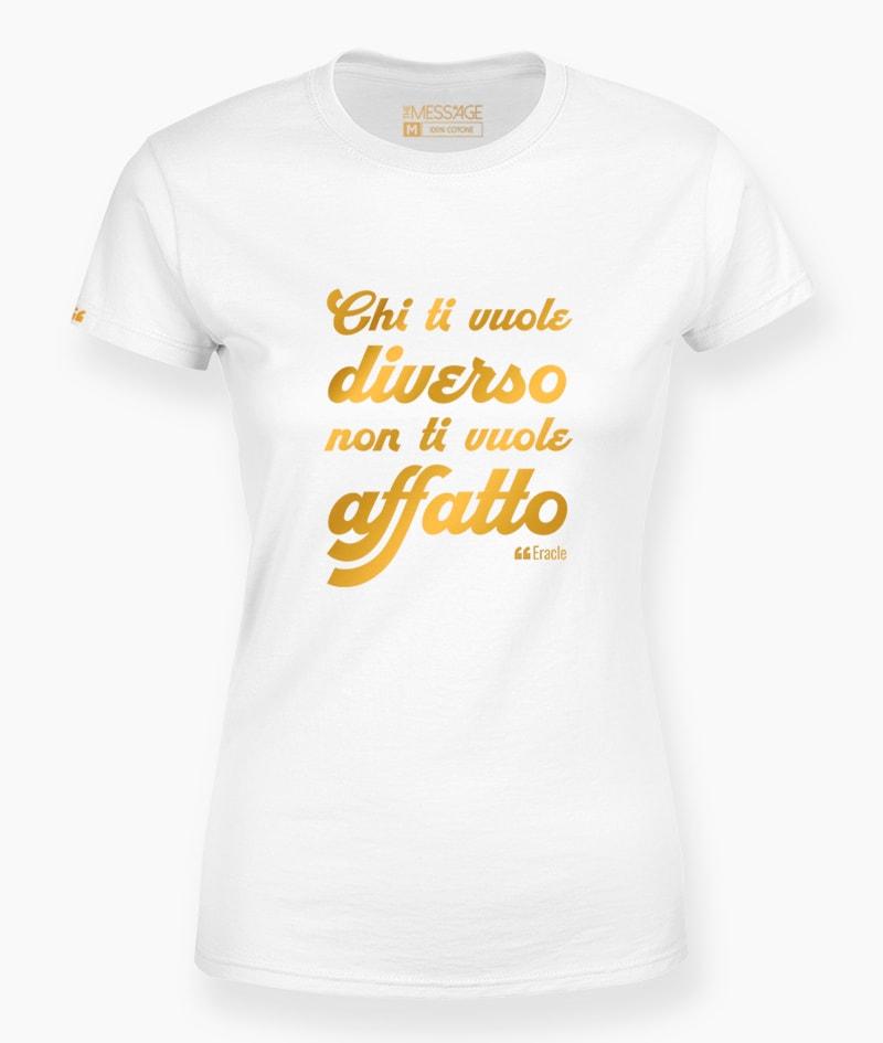 Chi ti vuole diverso – Eracle T-Shirt