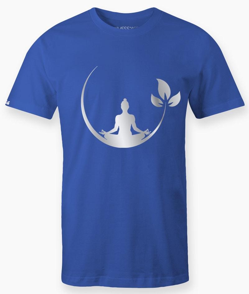 Meditazione Yoga T-Shirt – Mod.2