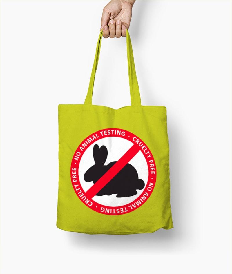 No Animal Testing – Cruelty Free – Borsa