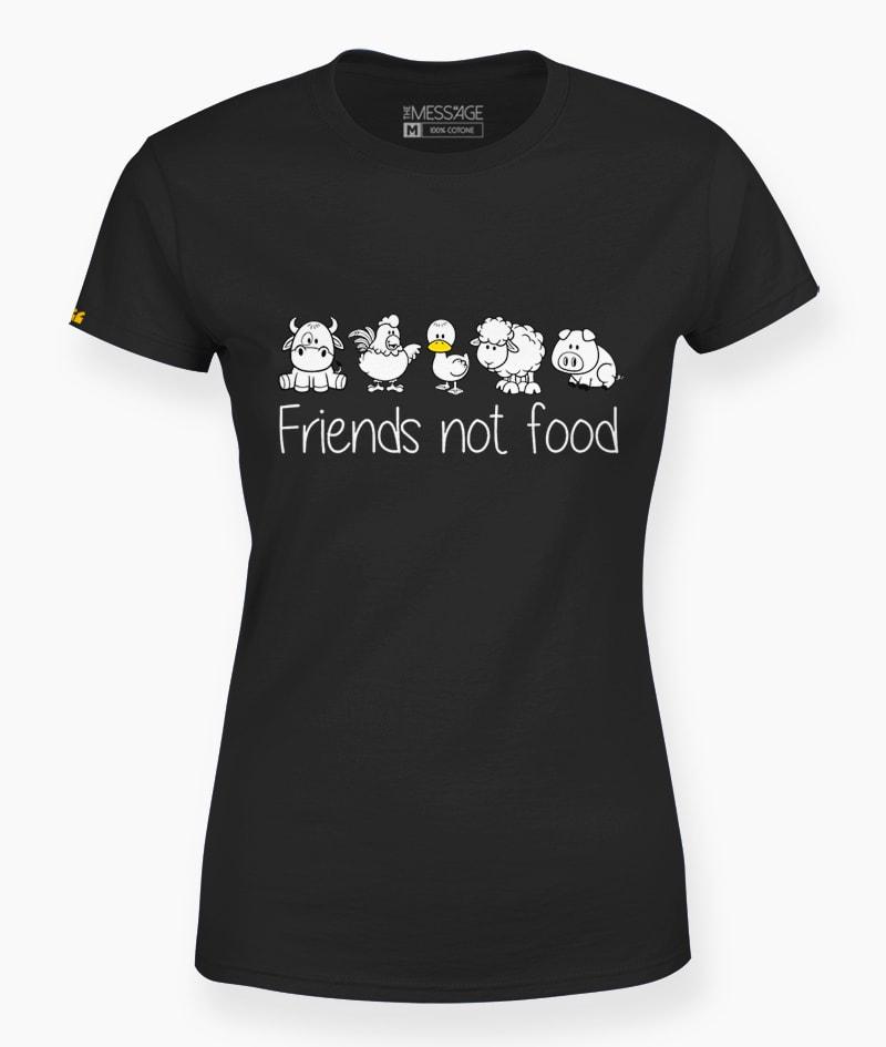 Friends Not Food T-shirt – Mod.3