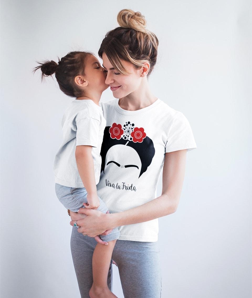 Viva la Frida – Frida Kahlo T-Shirt